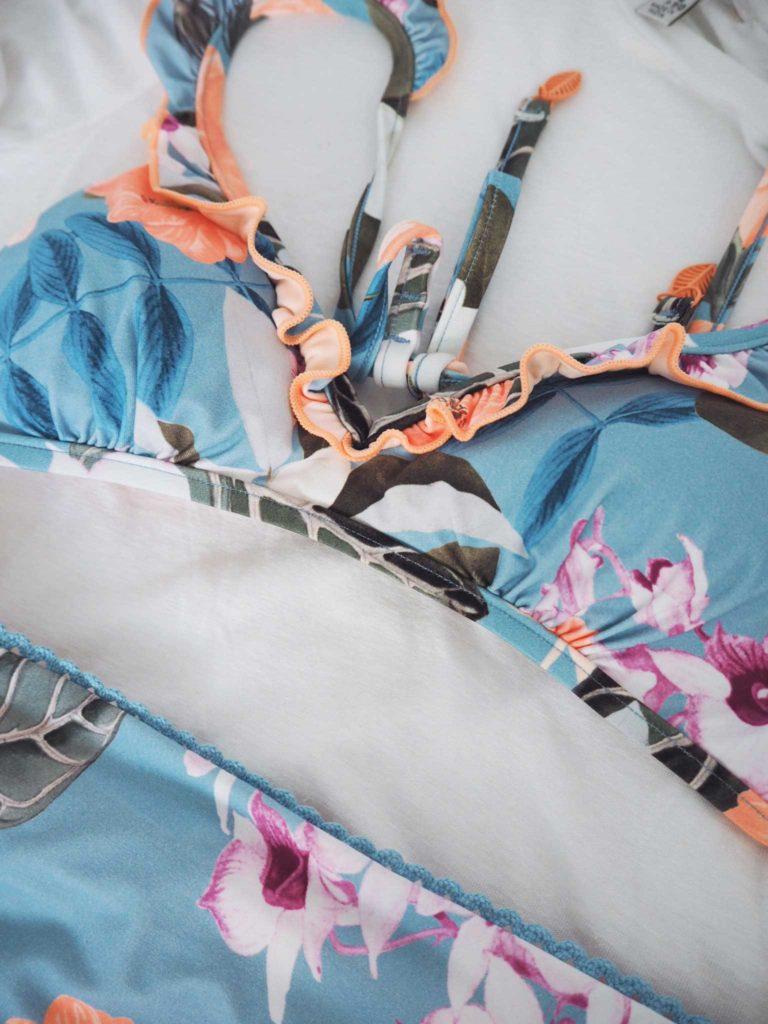 Seafolly Royal Horizon Top and pant