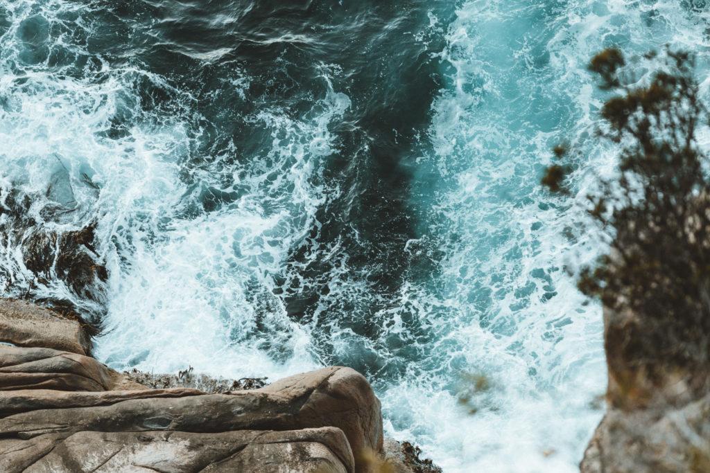 Cape Tourville Waves